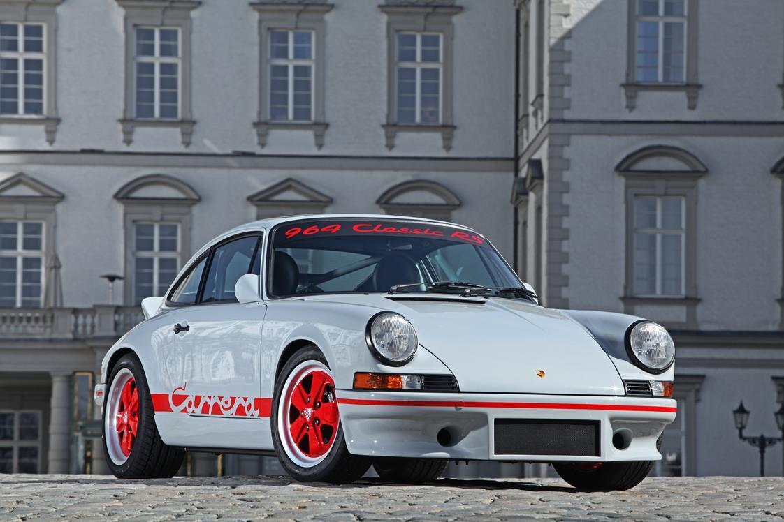 964 Classic Backdate