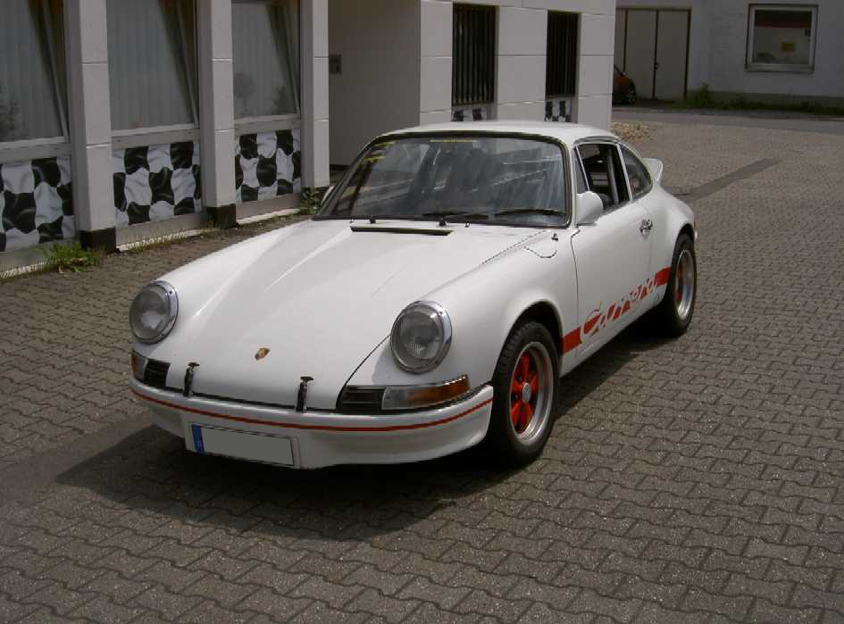 911 2.7RS(F-Modell) 3