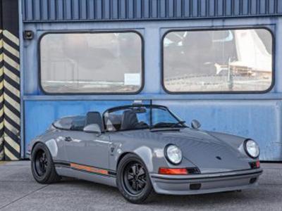 911 Carrera Widebody